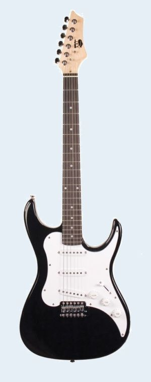 Photo of AXL Headliner Electric Guitar [Black]