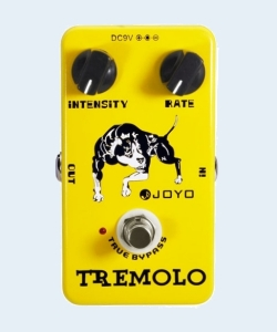 Photo of Joyo Tremolo Pedal