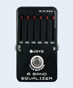 Photo of Joyo 6 Band Equaliser Pedal