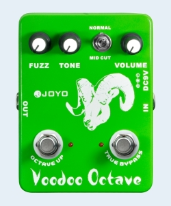 Photo of Joyo Ultimate Octave Pedal