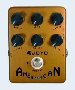 Photo of Joyo American Sound Pedal