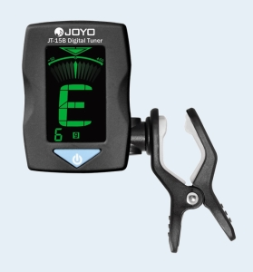 Photo of Joyo Mini Tuner for Guitar, Bass, Violin & Ukulele