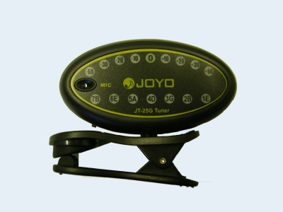 Photo of Joyo Guitar Tuner