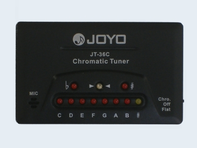 Photo of Joyo Chromatic Tuner