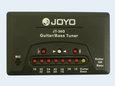 Photo of Joyo Guitar/Bass Tuner
