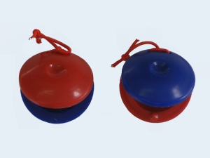 Photo of Plastic Castanets