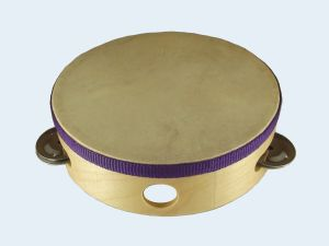 Photo of Wooden Tambourine