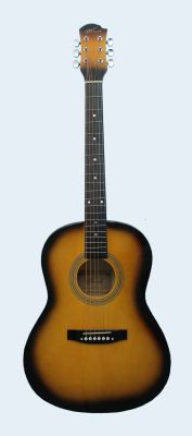 Photo of Maxwell Folk Guitar [Sunburst]