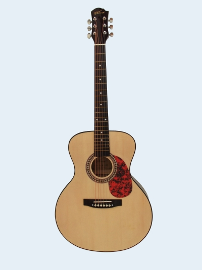 Photo of Maxwell Mini Jumbo Guitar [Natural]