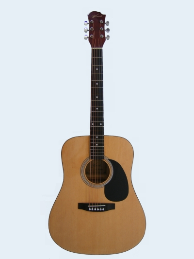 Photo of Maxwell Dreadnought Guitar [Natural]