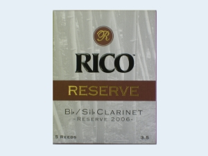 Photo of Rico Reserve Clarinet Reeds